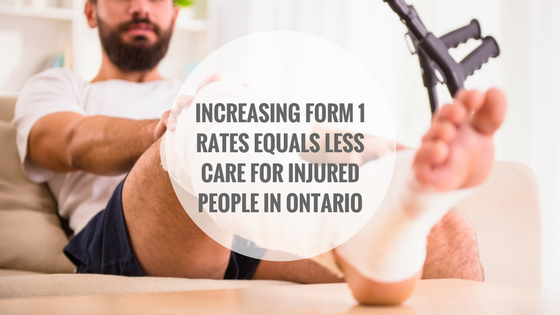 Increasing form 1 rates equals less care for injured for Gardening rates per hour 2018