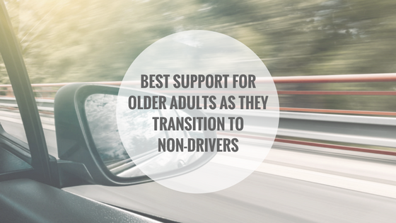 therapy occupational and adult Older driving